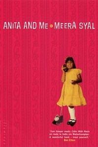 Anita and Me book cover