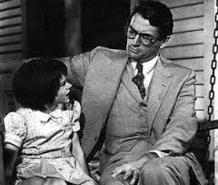 Gregory Peck as Atticus Finch (1962)