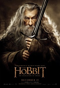 Ian McKellen as Gandalf (2013)