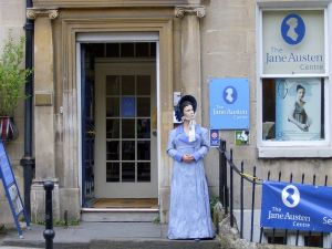 Jane Austen Centre- Bath