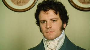 Colin Firth as Mr Darcy in BBC TV-mini series (1995)