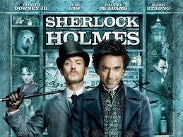 Robert Downey Jr. as Sherlock Holmes (2009)