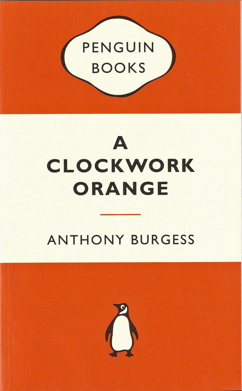 Details of A Clockwork Orange