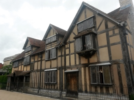 Shakespeare's Birthplace and childhood home
