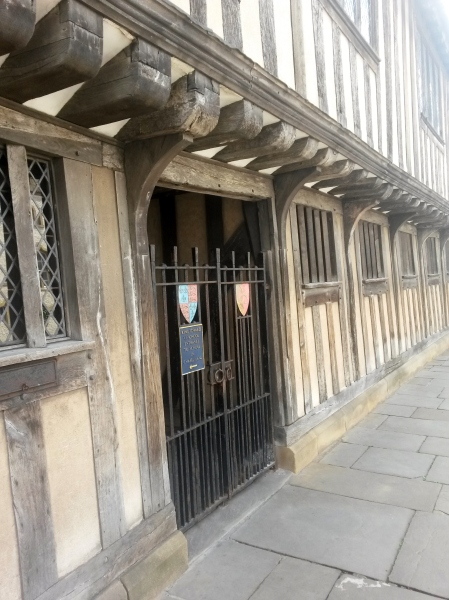 Grammar School that William Shakespeare is said to have attended