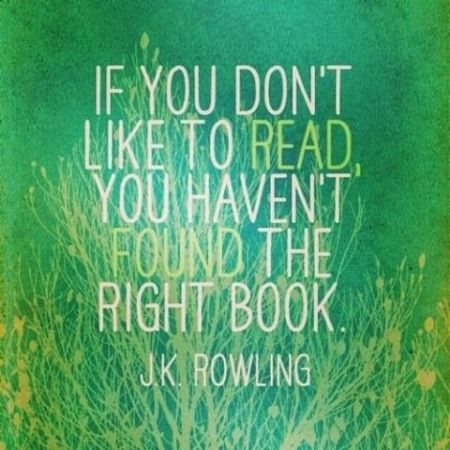 rowling book quote