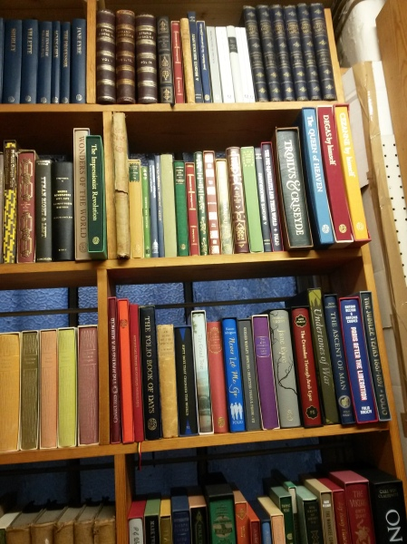Folio Society Editions