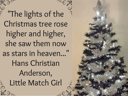 Advent 18 Little Match Girl Hans Christian Anderson