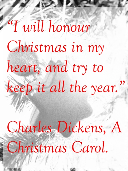 Advent 20 A Christmas Carol