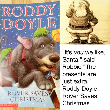 advent 4 Rover Saves Christmas