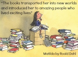 Image result for matilda book quotes