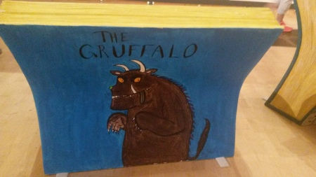 BookBench - Our Lady's Catholic Primary School (Back)