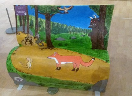 BookBench - Our Lady's Catholic Primary School