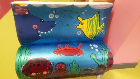 Commotion in the Ocean - Holland House Infant school and Nursery