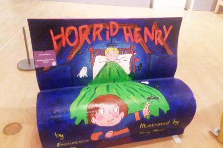 Horrid Henry - Broadmeadow Primary School