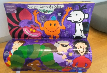 Imagination Starts Here - Yew Tree Community School