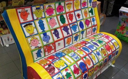 Little Misses and Mr Men. Which one are you? - Queen Victoria Primary School