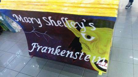 Mary Shelley's Frankenstein - City of Birmingham School, Firstbrook Centre (Back)