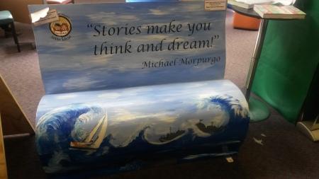 Our Favourite Author Michael Morpurgo - Blakenall Heath Junior School