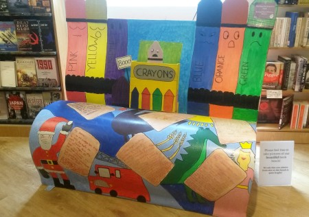 The Day the Crayons Quit - George Dixon Primary School