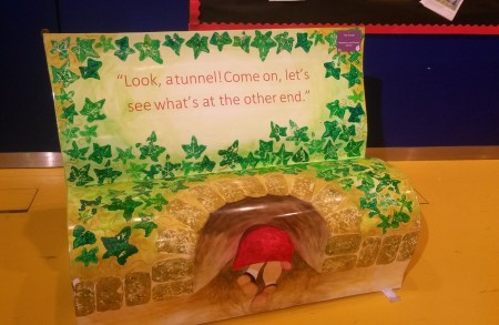 The Tunnel - Wheelers Lane Primary School