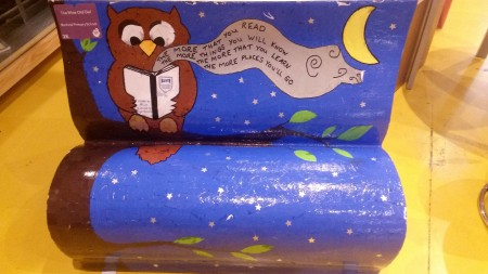 The Wise Old Owl - Barford Primary School