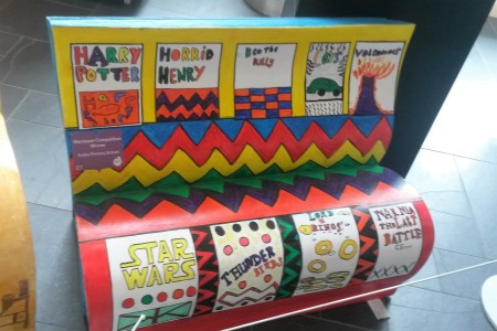 Wesleyan Competition Winner - Arden Primary School
