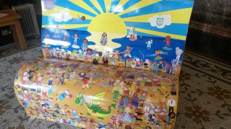 Where's St George at Weston - St George's CE Primary School