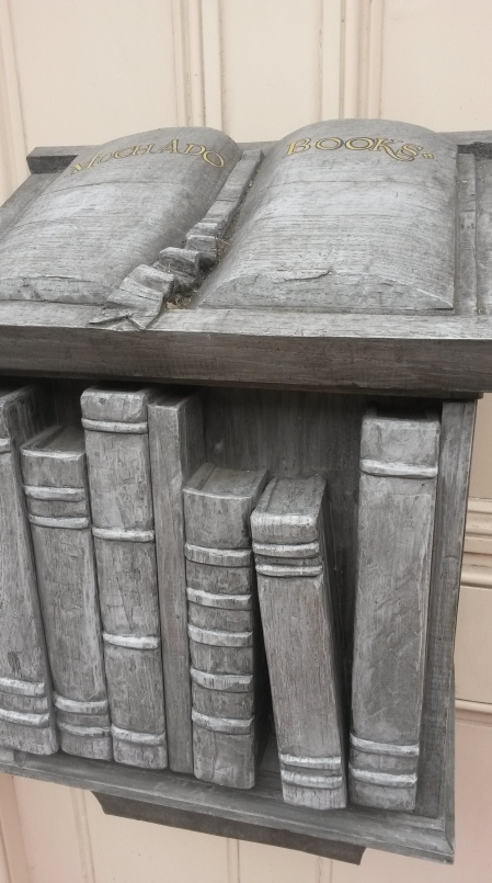 Much Ado Books Post Box