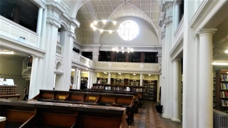 reference reading room