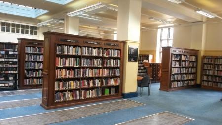 Main lending library