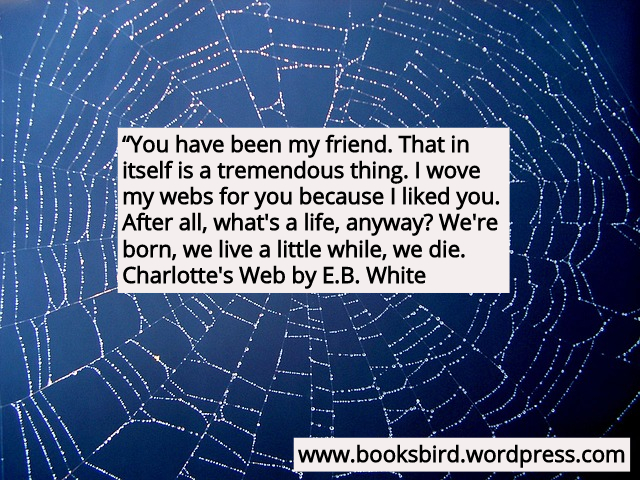 Quotes from E.B. White\'s Charlotte\'s Web | Books Bird