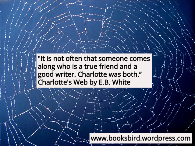 quotes from e b white s charlotte s web books bird